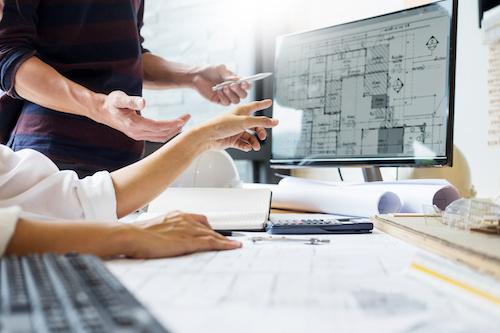 Warum Architekt